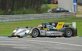 Murphy Prototypes - Murphy Prototypes Oreca 03-Nissan at the 2013 24 Hours of Le Mans.