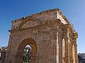 Le Tétrapyle Nord de Jerash - 8 novembre 2014 04.jpg