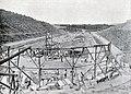 Le stade panathénaique d'Athènes en construction, en 1895.jpg