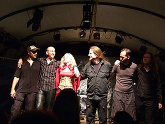 Leaves' Eyes - Leaves' Eyes at Henkersfest Stuttgart, Germany in 2007