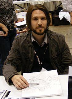 Lee Bermejo American comic book writer and artist