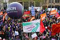 Leeds public sector pensions strike in November 2011 12.jpg