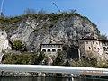 Leggiuno - Eremo di Santa Caterina del Sasso - Lago Maggiore - panoramio (1).jpg