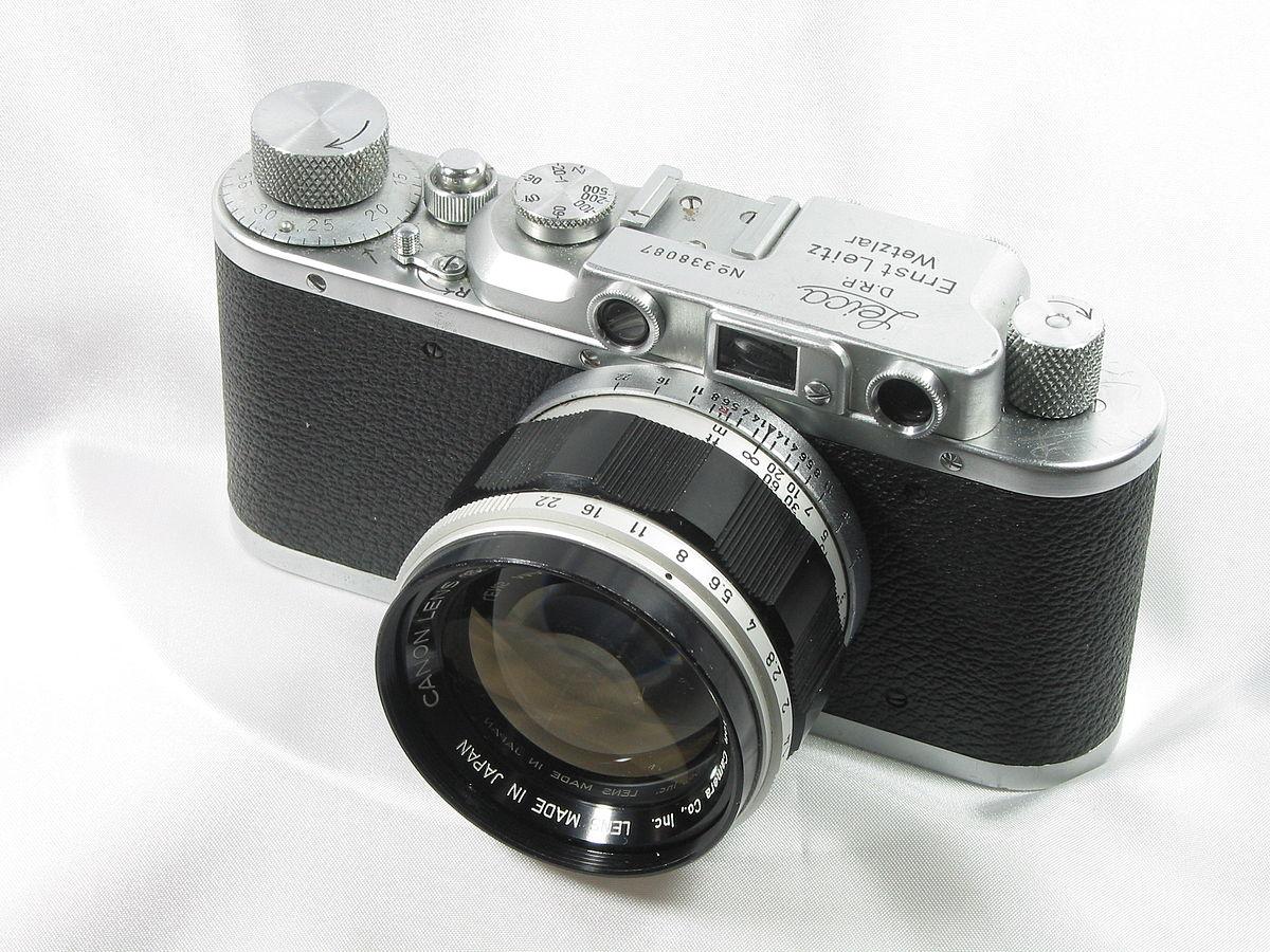 Leica copies - Wikipedia