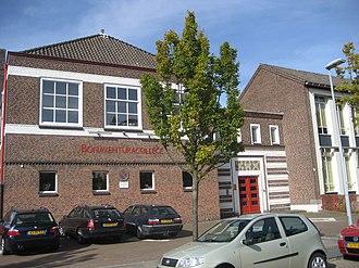 Bonaventure College (Netherlands) -  Boerhaavelan location