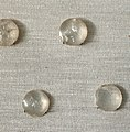Lenses of rock crystal, Crete, Neopalatial, 1600-1450 BC, AMH, 0502222x.jpg