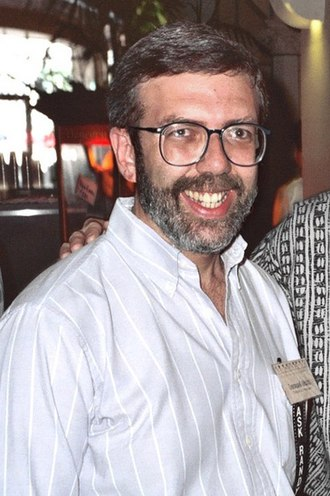 Leonard Maltin - Maltin at Cinecon 26, c. 1990