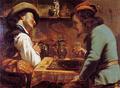 Les Joueurs de dames by Courbet 1844.png