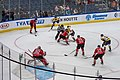 Les remparts de Quebec vs Les Cataractes de Shawinigan on Centre Videotron 04.jpg