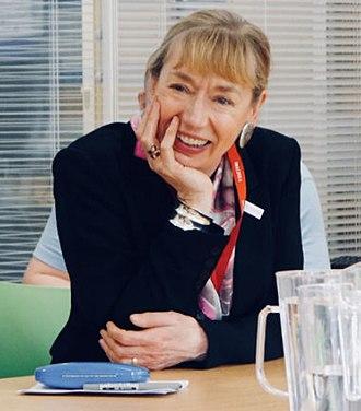 Leslie Evans - Image: Leslie Evans