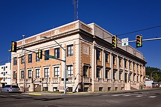 Lewis County, Washington - Image: Lewis County Historic Courthouse