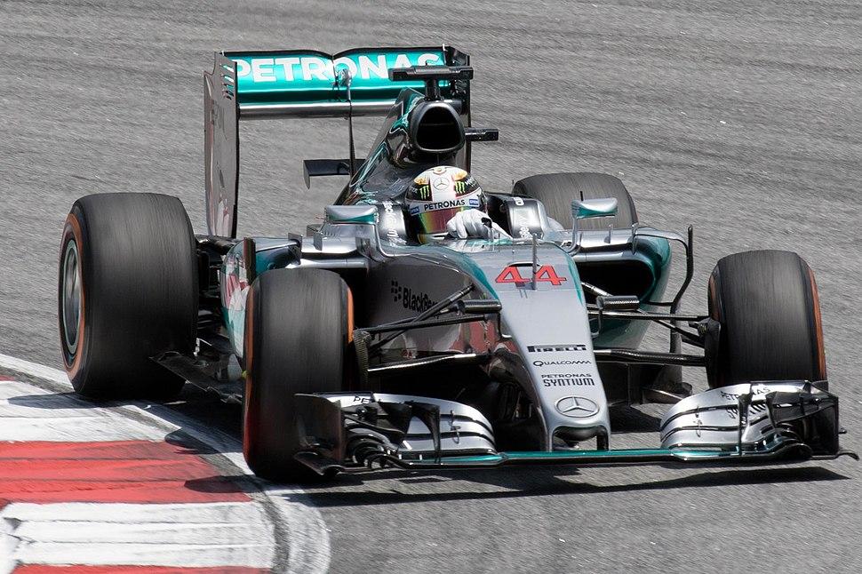 Lewis Hamilton 2015 Malaysia FP3 1