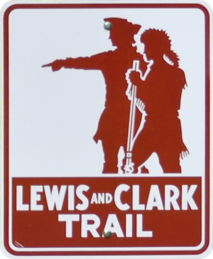 Lewis and Clark Trail - Image: Lewis and Clark Trail