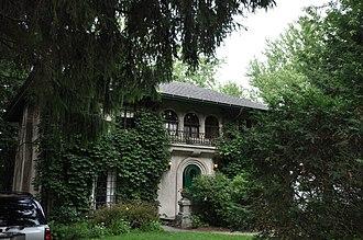 Addison G. Pulsifer - John D. Clifford House, Lewiston, 1926.