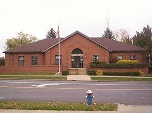 Lexington, Ohio - Lexington Municipal Building