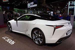 Lexus LC - Lexus LC 500h