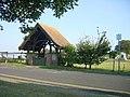 Leysdown Cemetery - entrance - geograph.org.uk - 1416311.jpg