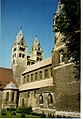 Liebfrauenkirche , Halberstadt, DDR May 1990 (5244427557).jpg