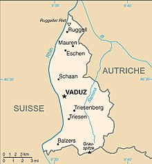 Description de l'image Liechtenstein-map-fr.JPG.