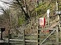 Lifebelt , Simons Lodge, Redisher - geograph.org.uk - 394136.jpg