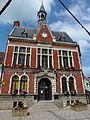 Lillers (Pas-de-Calais) mairie.JPG