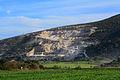 Lime quarry, Karaisalı.JPG