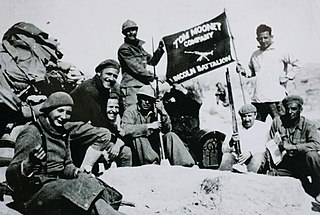Lincoln Battalion Battalion of volunteers from United States of America that served at the Spanish Civil War.