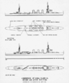 Line drawings for Kuma class cruisers 1943.PNG