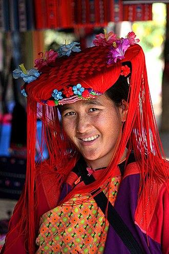 Lisu people - Image: Lisu 006