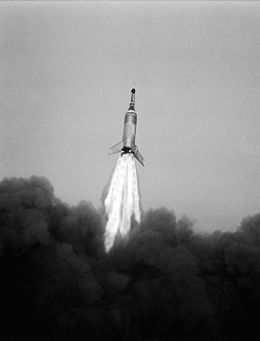 Little Joe 6 launch 10-4-1959 from Wallops Is. Virginia.jpg