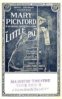 <i>Little Pal</i> (1915 film) 1915 film by James Kirkwood