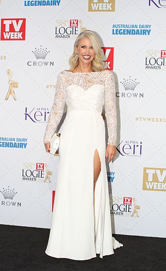 Livinia Nixon - Image: Livinia Nixon arrives at the 58th Annual Logie Awards at Crown Palladium (26836177411)