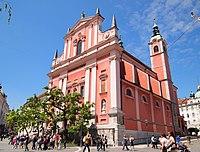 Ljubljana - Annunciation Church 2.jpg