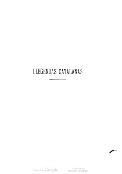 File:Llegendas catalanas (1881).djvu