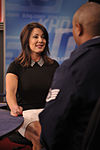 Local TV personality to address audience at WHM luncheon 150312-F-LV269-010.jpg