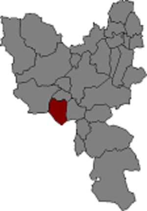 Aiguaviva - Image: Localització d'Aiguaviva