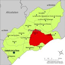 castellon-espagne-carte
