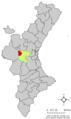 Localització de Setaigües respecte del País Valencià.png