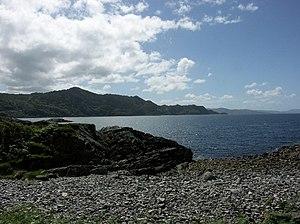 Skirmish of Loch nan Uamh - Loch nan Uamh