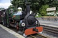 Locomotive BLANCHE at Minffordd.jpg