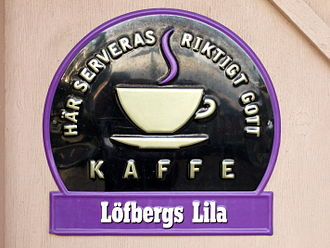 Löfbergs - Advertising for Löfbergs.