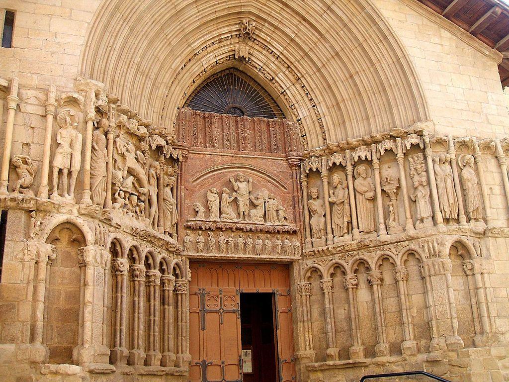 Logroño - Iglesia de San Bartolome 01.jpg