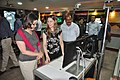 London Science Museum Delegates Visit NDL With NCSM Officers - NCSM - Kolkata 2018-03-07 8257.JPG