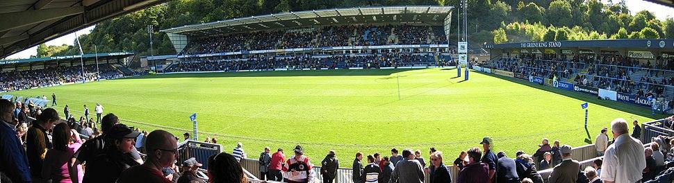 London Wasps stadium