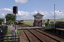 Longbeck railway station MMB 02 142021.jpg