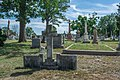 Looking E across section D - Glenwood Cemetery - 2014-09-14.jpg