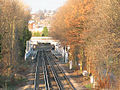 Looking down the track to Ladywell station - geograph.org.uk - 1633705.jpg