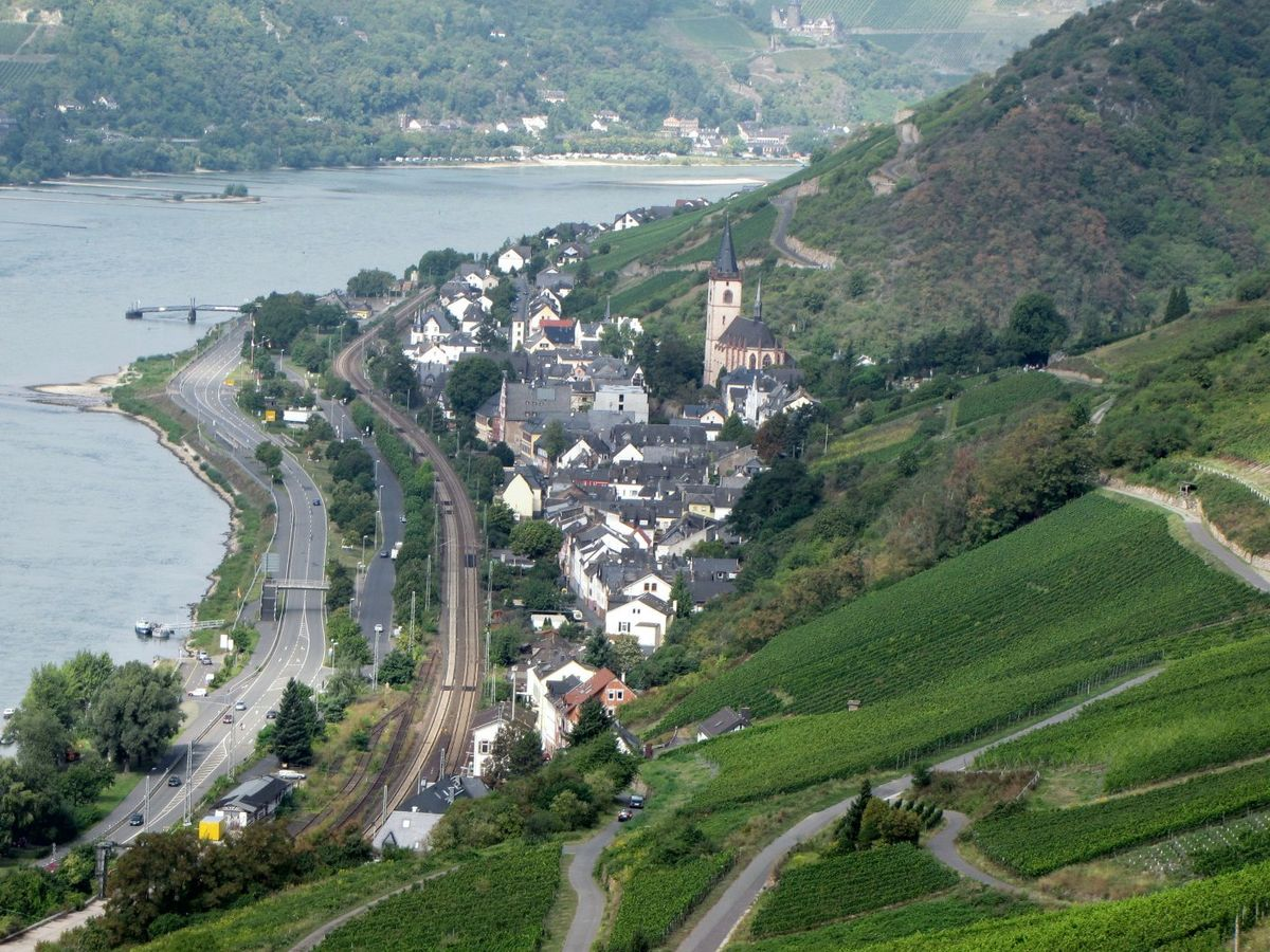 Lorch am Rhein – Travel guide at Wikivoyage