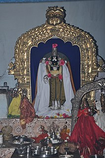 Balijipeta Village in Andhra Pradesh, India