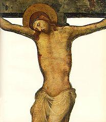 Cut-out Crucifix